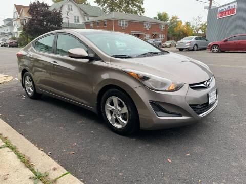 2014 Hyundai Elantra for sale at Imports Auto Sales Inc. in Paterson NJ