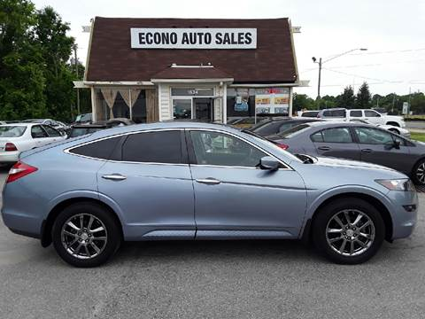 2011 Honda Accord Crosstour for sale in Raleigh, NC