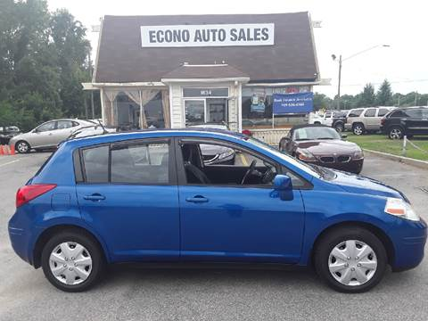2008 Nissan Versa for sale in Raleigh, NC