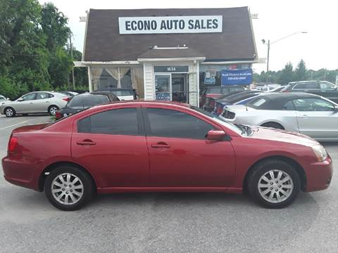 2009 Mitsubishi Galant for sale in Raleigh, NC