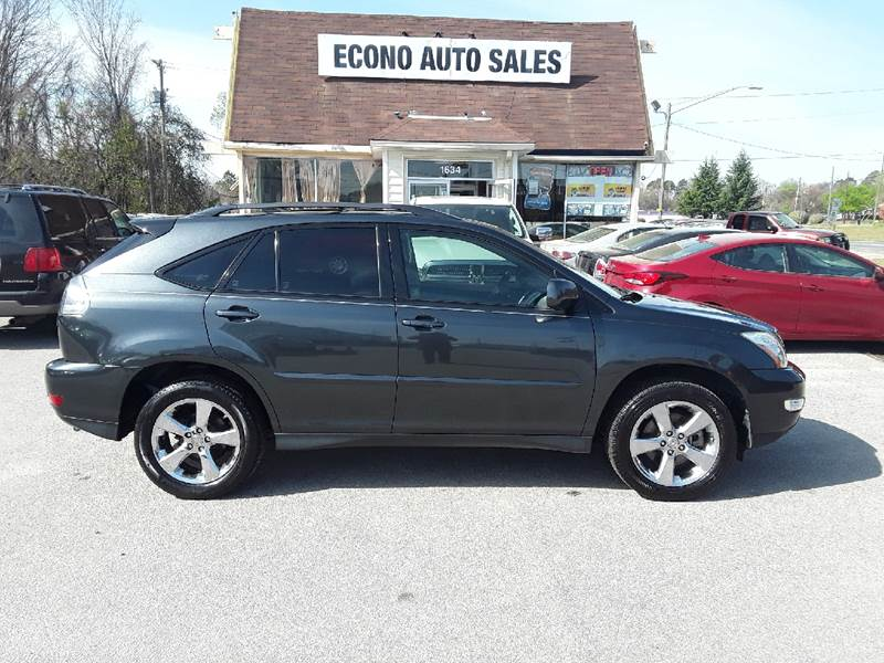2007 Lexus RX 350 For Sale At Econo Auto Sales Inc In Raleigh NC
