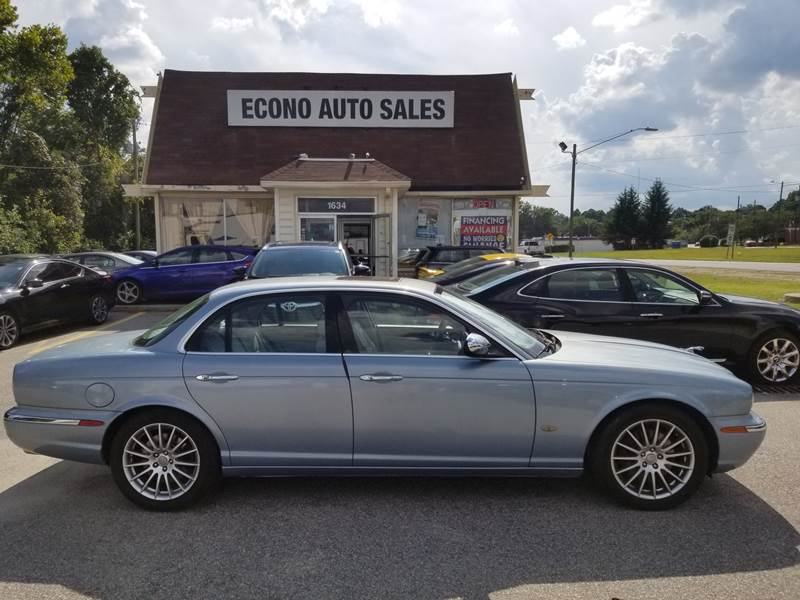 2007 Jaguar XJ Series For Sale At Econo Auto Sales Inc In Raleigh NC