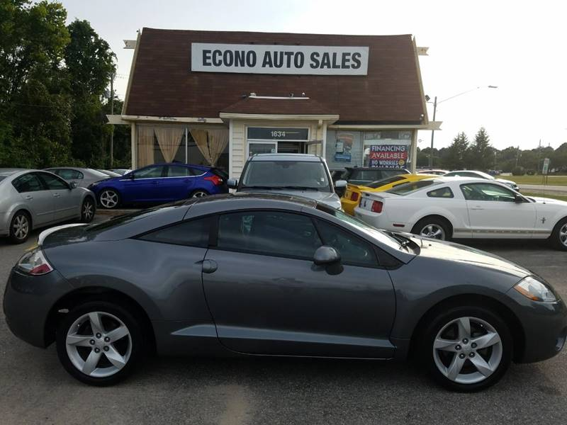 2006 Mitsubishi Eclipse For Sale At Econo Auto Sales Inc In Raleigh NC