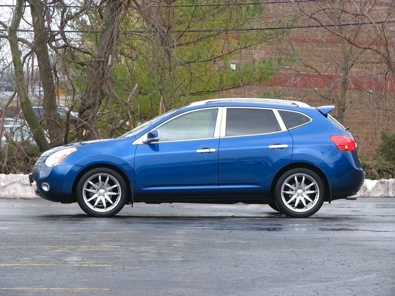 2008 Nissan Rogue For Sale At Econo Auto Sales Inc In Raleigh NC