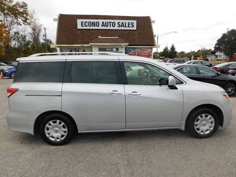 2015 Nissan Quest for sale in Raleigh, NC