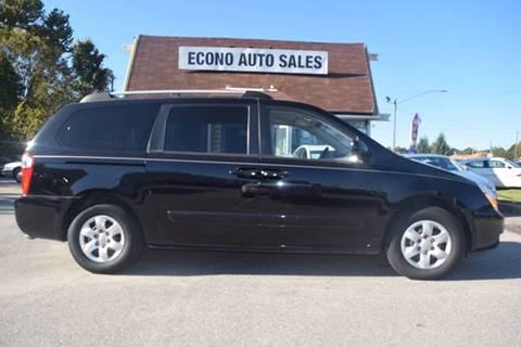 2006 Kia Sedona for sale in Raleigh, NC
