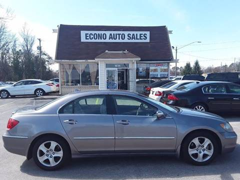 2005 Acura RL for sale in Raleigh, NC