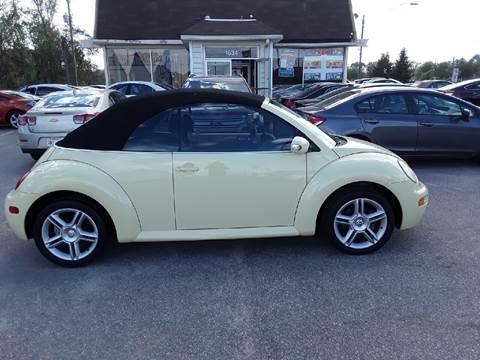Volkswagen Beetle For Sale In Raleigh Nc