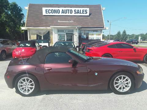 2004 BMW Z4 for sale in Raleigh, NC