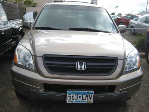 2004 Honda Pilot for sale in Spring Lake Park, MN
