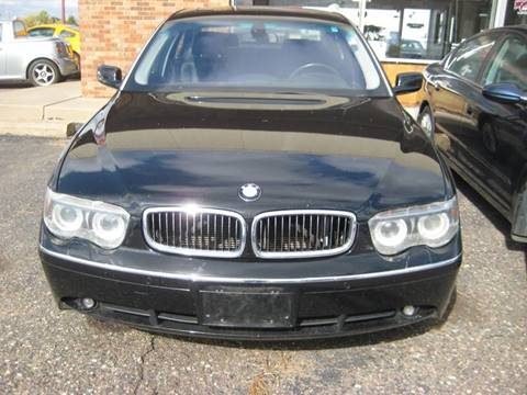 2005 BMW 7 Series for sale in Spring Lake Park, MN