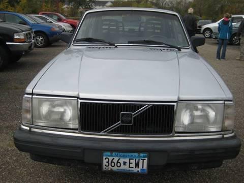 1989 Volvo 240 for sale in Spring Lake Park, MN