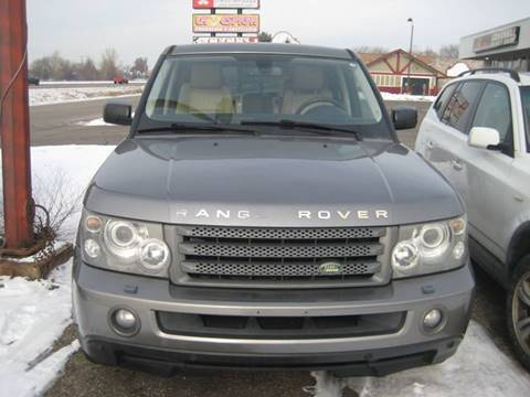 used land rover range rover for sale in minnesota. Black Bedroom Furniture Sets. Home Design Ideas