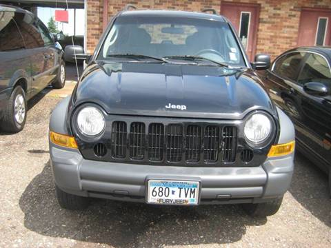2007 Jeep Liberty for sale in Spring Lake Park, MN
