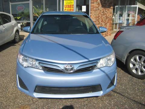 2012 Toyota Camry for sale in Spring Lake Park, MN