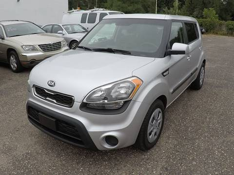 2013 Kia Soul for sale in Spring Lake Park, MN