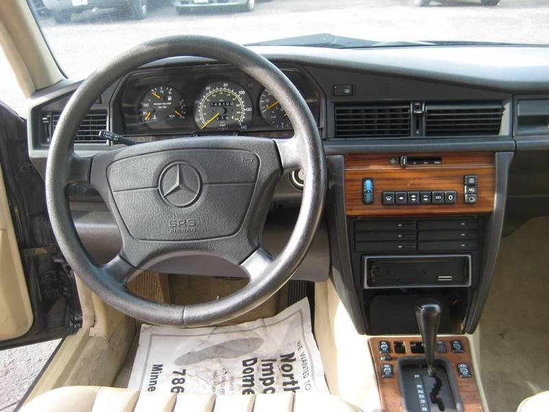 1993 Mercedes-Benz 190-Class 190E 2.6 4dr Sedan - Spring Lake Park MN