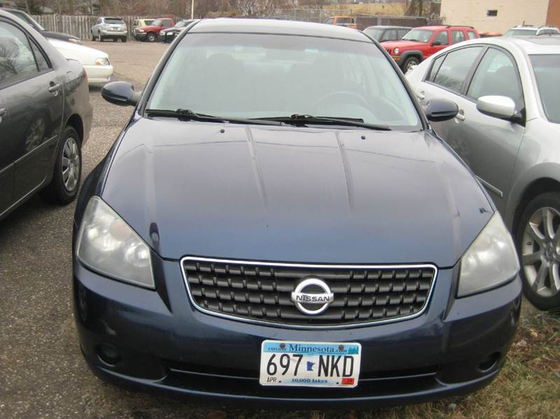 2006 Nissan Altima 2.5 4dr Sedan - Spring Lake Park MN