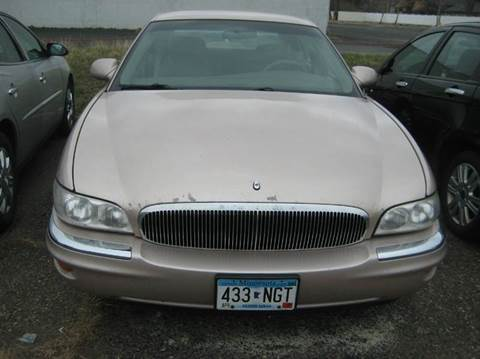 1999 Buick Park Avenue for sale at Northtown Auto Sales in Spring Lake MN