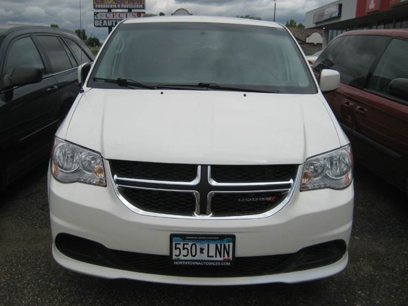 2013 Dodge Grand Caravan SXT 4dr Mini-Van - Spring Lake Park MN