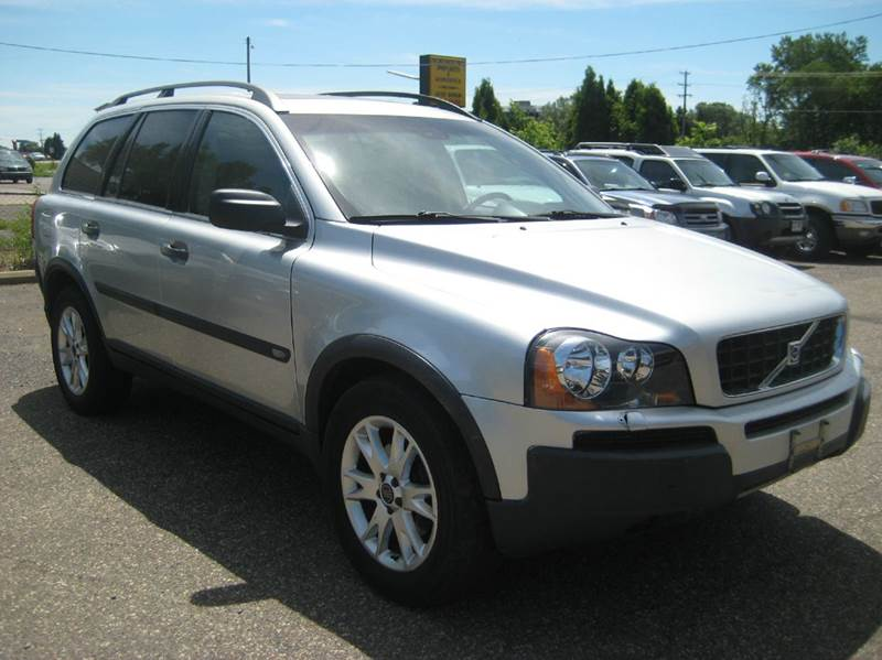 2003 Volvo Xc90 T6 Awd 4dr Turbo Suv In Spring Lake Park Mn