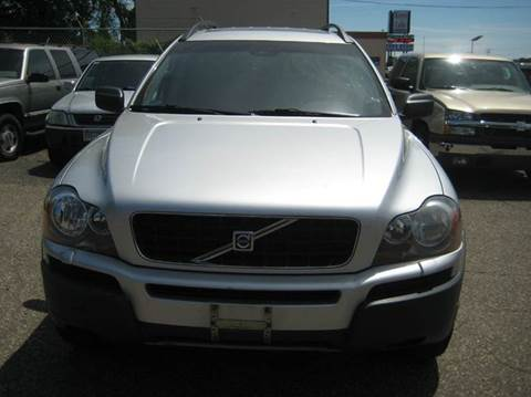 2003 Volvo XC90 for sale at Northtown Auto Sales in Spring Lake MN