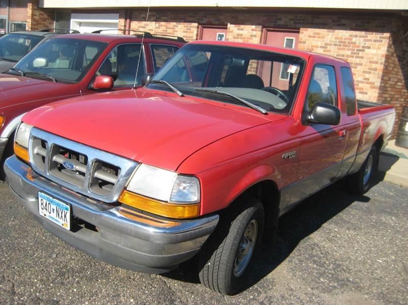 1998 Ford Ranger 2dr XLT Extended Cab SB - Spring Lake Park MN