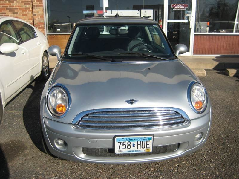 2008 MINI Cooper 2dr Hatchback - Spring Lake Park MN