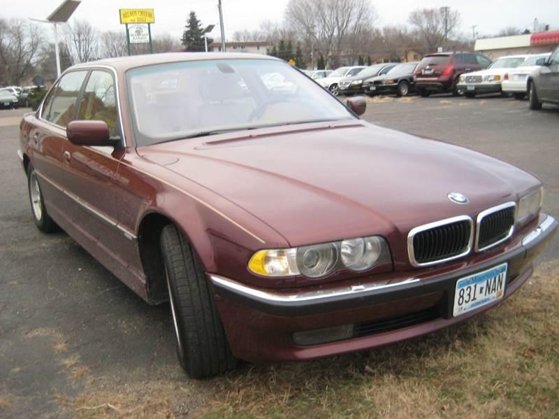 2001 BMW 7 Series 740iL 4dr Sedan - Spring Lake Park MN