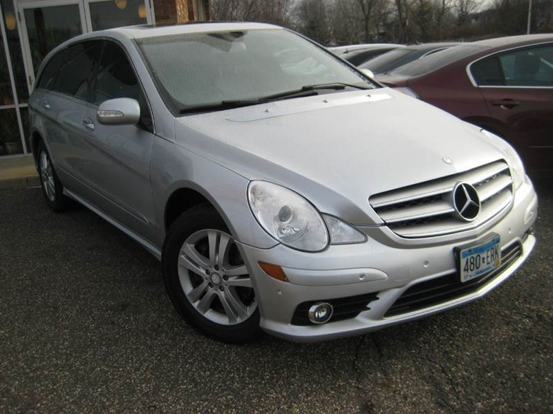 2008 Mercedes-Benz R-Class R350 AWD 4MATIC 4dr Wagon - Spring Lake Park MN