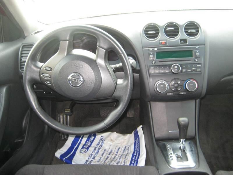 2012 Nissan Altima 2.5 S 4dr Sedan - Spring Lake Park MN