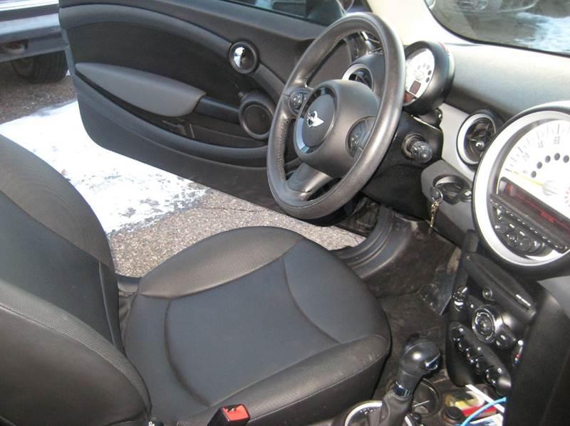 2012 MINI Cooper Hardtop 2dr Hatchback - Spring Lake Park MN
