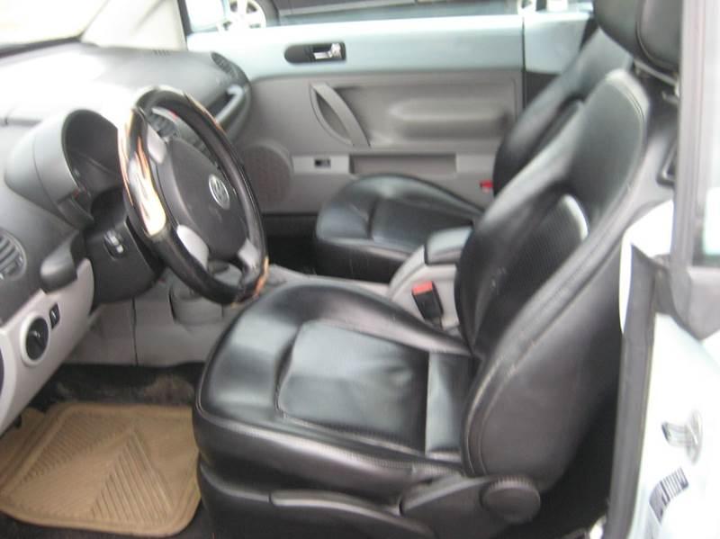 2005 Volkswagen New Beetle GLS 2dr Convertible - Spring Lake Park MN