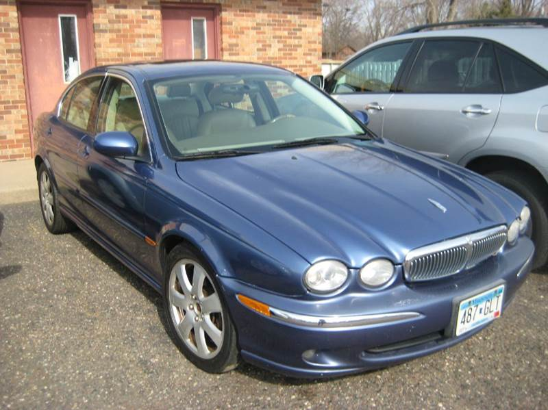 2004 Jaguar X-Type AWD 3.0 4dr Sedan - Spring Lake Park MN