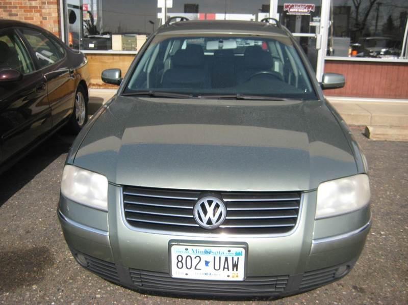 2003 Volkswagen Passat 4dr GLS 1.8T Turbo Wagon - Spring Lake Park MN