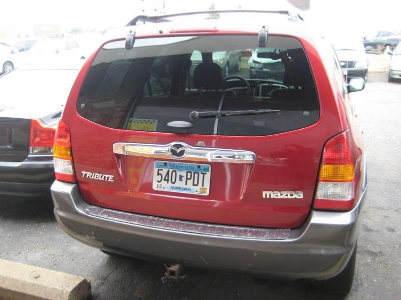 2004 Mazda Tribute ES-V6 4WD 4dr SUV - Spring Lake Park MN