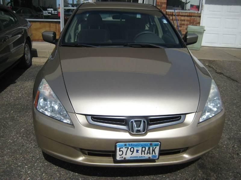 2005 Honda Accord LX 4dr Sedan - Spring Lake Park MN