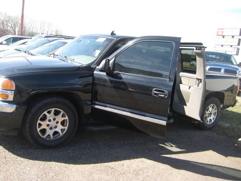 2006 GMC Sierra 1500 SLT 4dr Extended Cab 6.5 ft. SB - Spring Lake Park MN