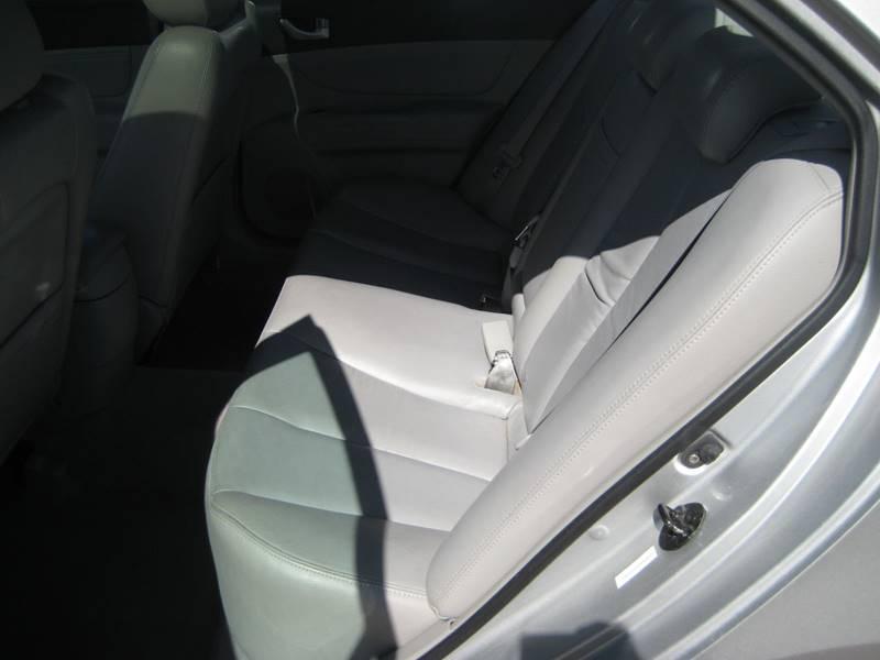 2008 Hyundai Sonata Limited V6 4dr Sedan - Spring Lake Park MN