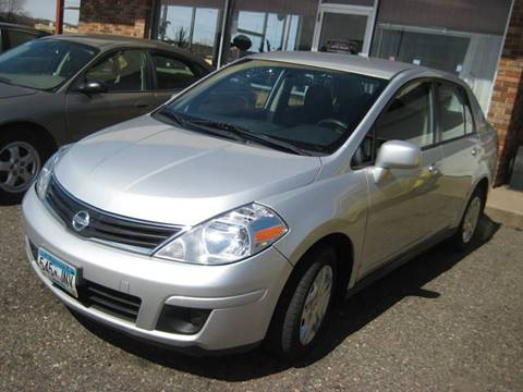 2011 Nissan Versa for sale at Northtown Auto Sales in Spring Lake MN