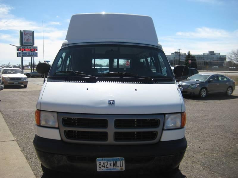 2002 Dodge Ram Cargo 2500 3dr Extended Cargo Van - Spring Lake Park MN