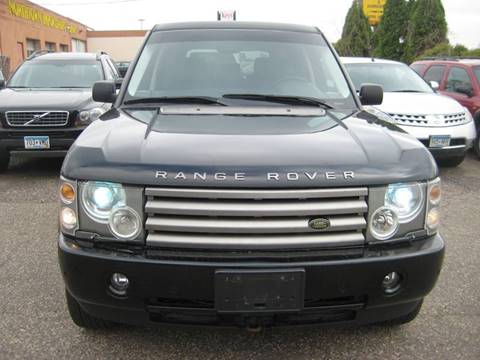 2003 Land Rover Range Rover for sale in Spring Lake Park, MN