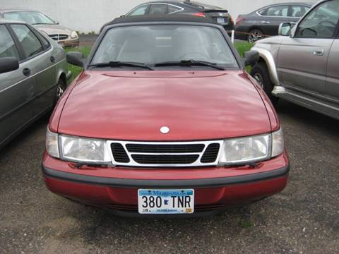 1998 Saab 900 for sale in Spring Lake Park, MN