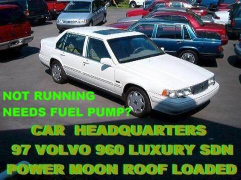 1997 Volvo 960 for sale at CAR  HEADQUARTERS in New Windsor NY