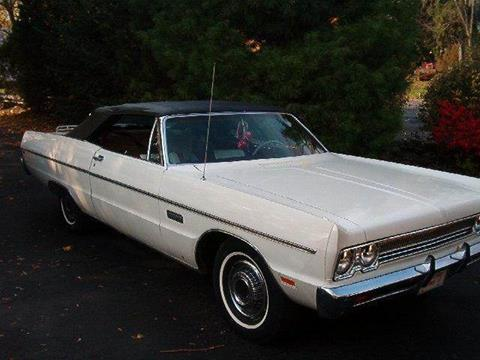 1969 Plymouth Fury for sale at CAR  HEADQUARTERS in New Windsor NY