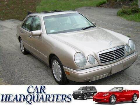 1999 Mercedes-Benz E-Class for sale at CAR  HEADQUARTERS in New Windsor NY