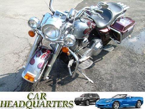 1997 Harley-Davidson FLHR ROAD KING for sale at CAR  HEADQUARTERS in New Windsor NY