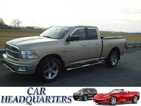 2011 RAM Ram Pickup 1500 for sale at CAR  HEADQUARTERS in New Windsor NY