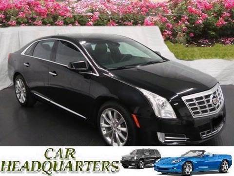 2013 Cadillac XTS for sale at CAR  HEADQUARTERS in New Windsor NY
