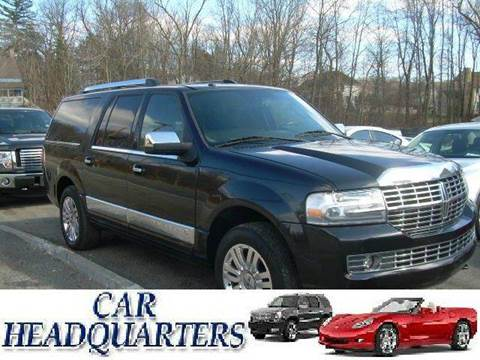 2011 Lincoln Navigator L for sale at CAR  HEADQUARTERS in New Windsor NY